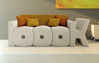 Book sofa from Prospettiva Design - picture 1