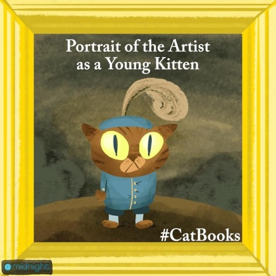 #CatBooks - book titles rewritten for cats