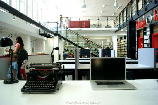 Culture Station public library in Rumia - picture 4