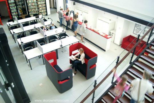 Culture Station public library in Rumia - picture 5