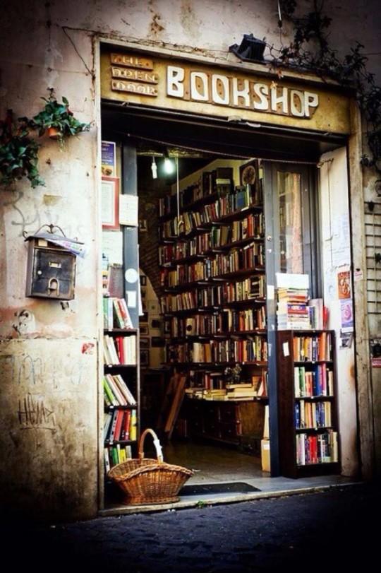 Open Door Bookshop in Rome - picture 1