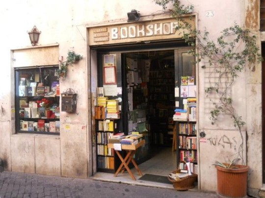 Open Door Bookshop in Rome - picture 2