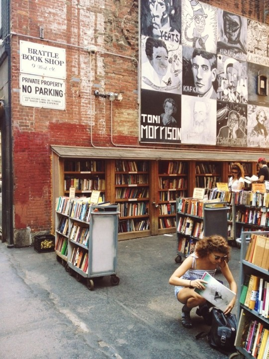 The Brattle Book Shop in Boston - picture 2