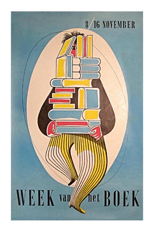 Week van het Boek - A Week of the Book