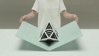 A book combines 2D and 3D - video thumb