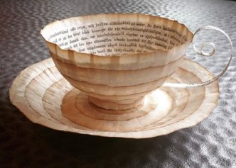 Book art by Cecilia Levy - picture 1