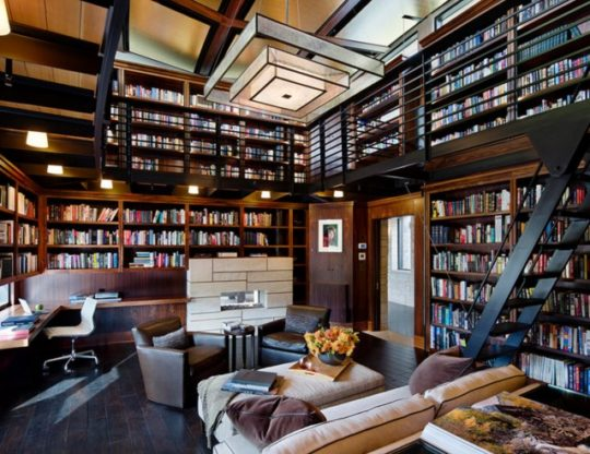 20 wonderful home library ideascontemporary study meeting room and library
