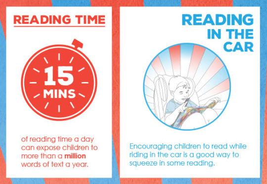 Reading across America - thumb
