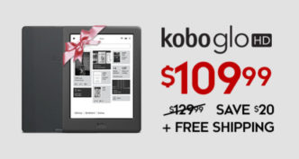 Save on Kobo Glo HD for Mother's Day