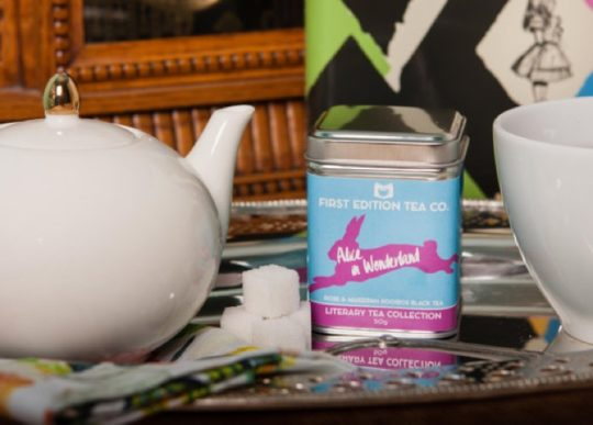The Literary Tea Collection - Alice in Wonderland blend
