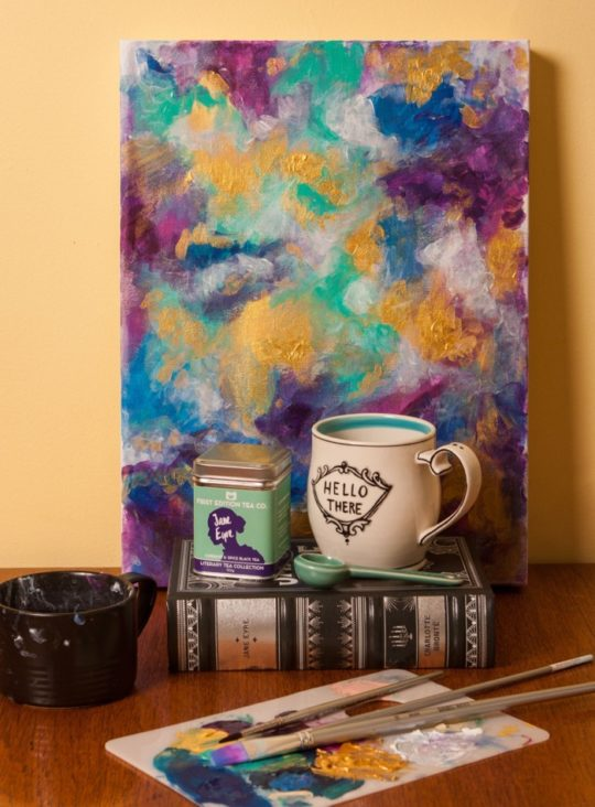 The Literary Tea Collection - Jane Eyre blend