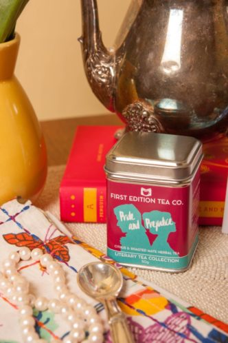 The Literary Tea Collection - Pride and Prejudice blend