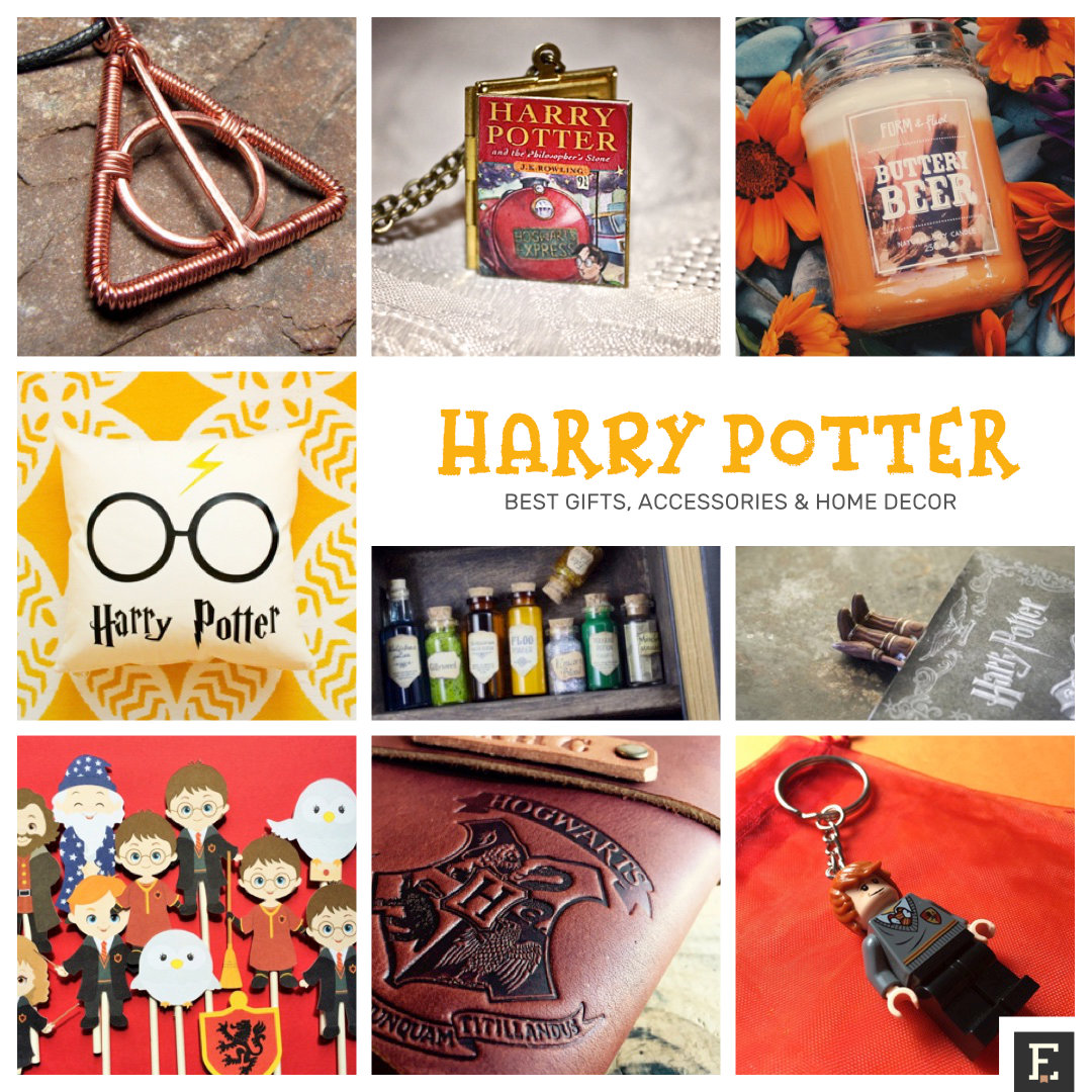 Best Harry Potter gifts, accessories, and home decor
