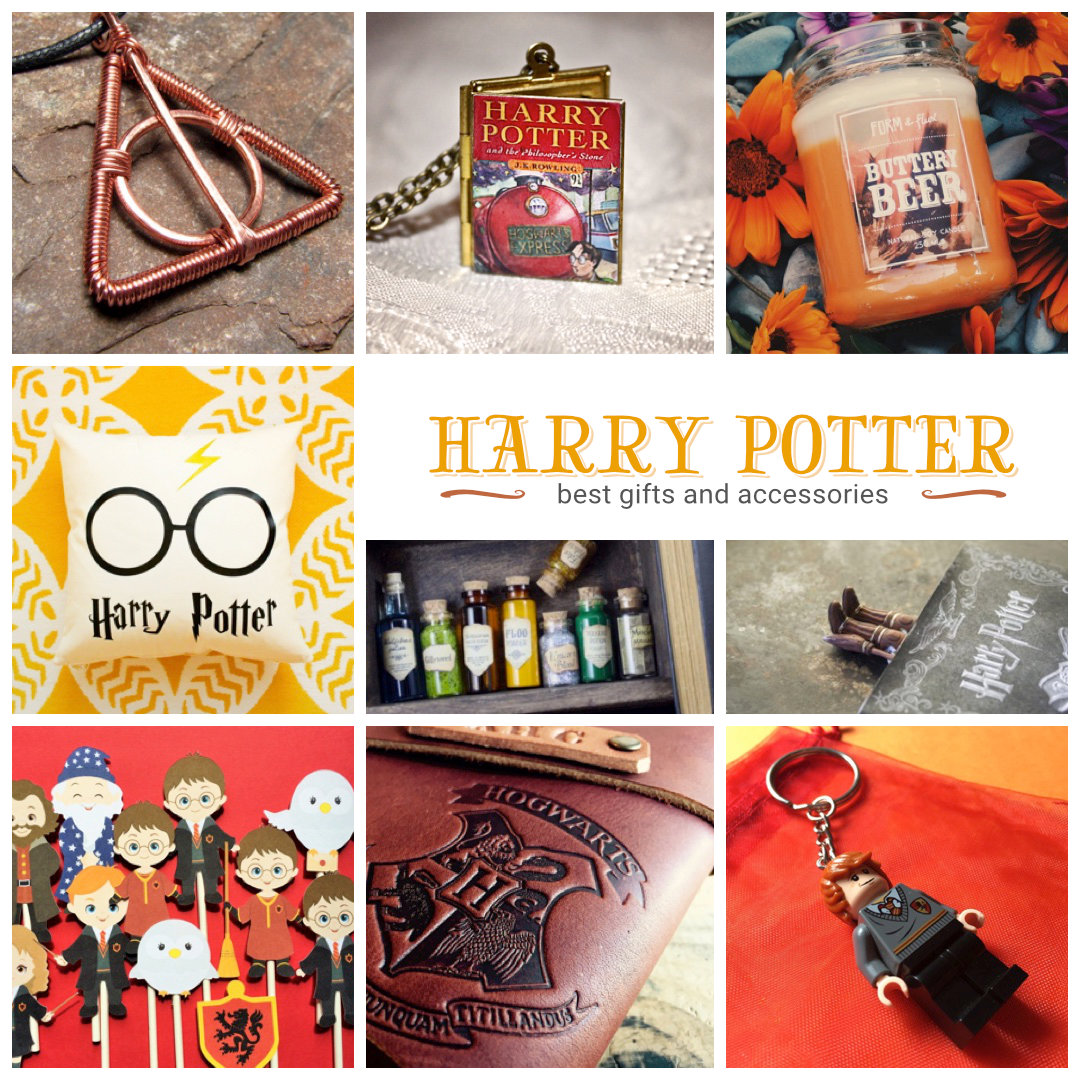 Best Harry Potter gifts and accessories - full size