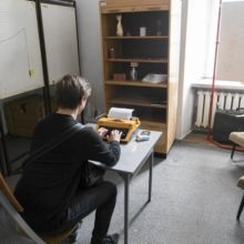Escape room in the public library in Cracow - picture 1