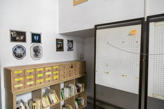 Escape room in the public library in Cracow - picture 4