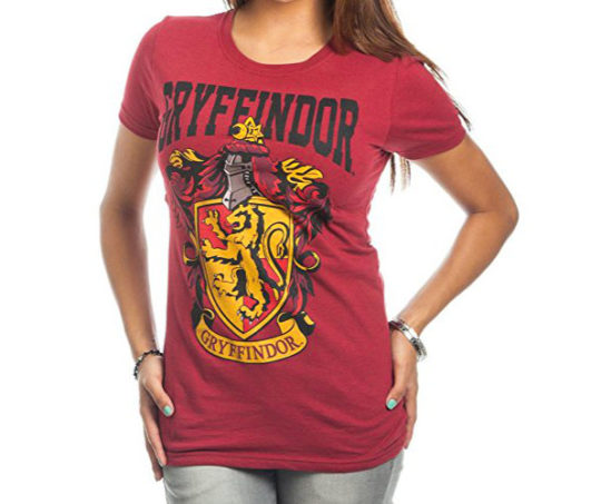 Harry Potter Gryffindor Junior T-shirt