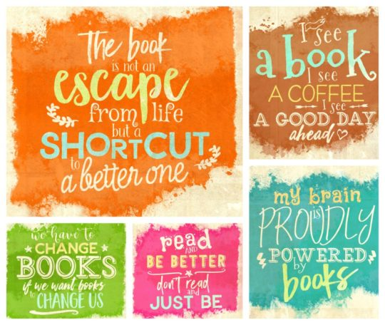35 new quotes about books, libraries, and reading