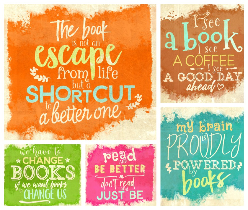 30 New Quotes About Books Libraries And Reading