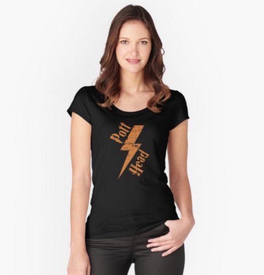 Pott Head - Harry Potter Fan T-shirt