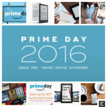 Amazon Prime Day 2016 Kindle and Fire deals