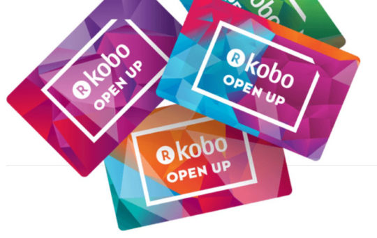 Gifts for Kobo users - egift cards