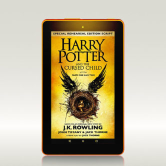 Harry Potter and the Cursed Child Kindle Edition