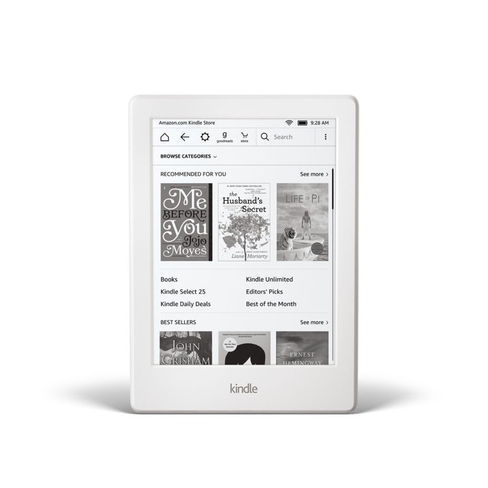 Kindle 2016 White version