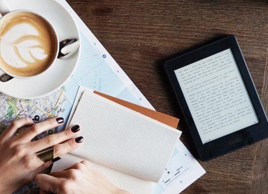 Kindle Papewrwhite Amazon Prime Day 2016