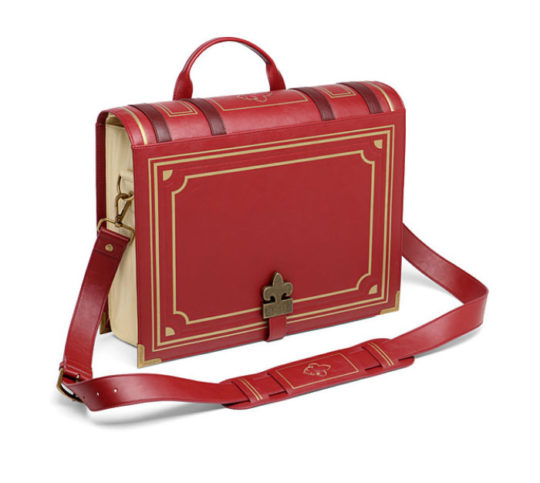 Olde Book Messenger Bag by Think Geek