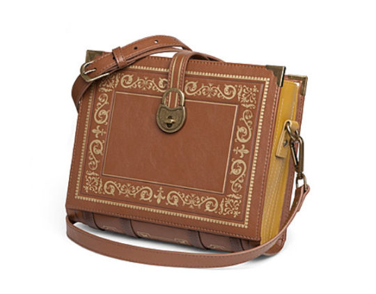 Olde Book – backpacks, purses, and messenger bags that look like ...