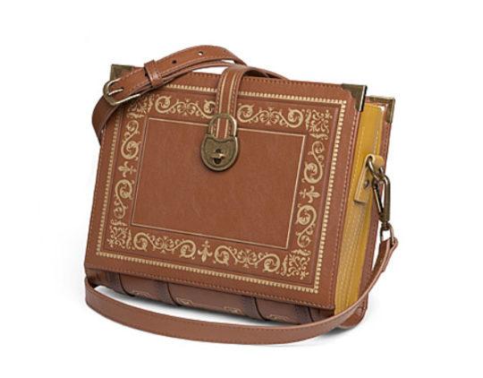 79576ea9241 Olde Book – backpacks, purses, and messenger bags that look like ...