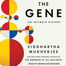 The Gene - An Intimate History - audiobook