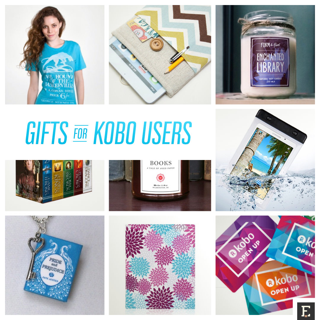The best gifts for Kobo users