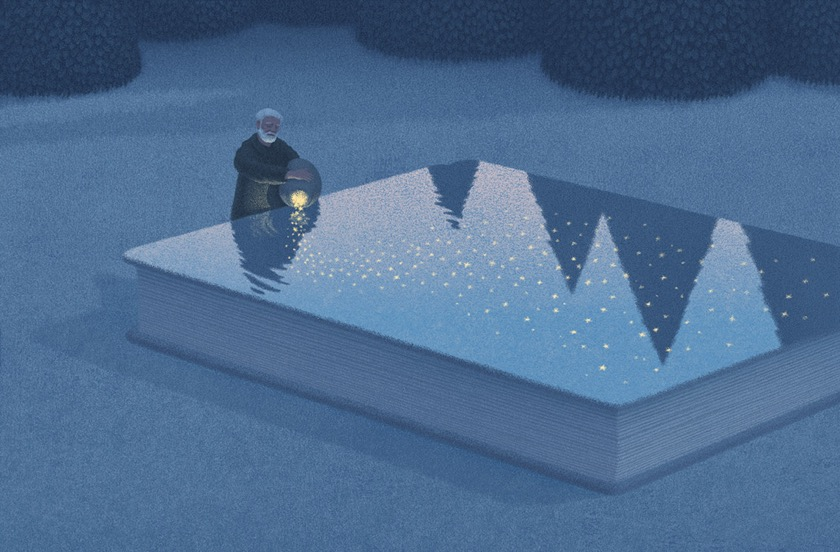 Book illustrations by Jungho Lee - picture 6
