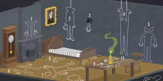 Edgar Allan Poe - how people die in his works