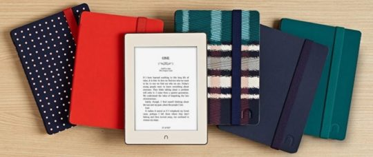 Nook Glowlight Plus case covers and accessories