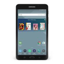 Samsung Galaxy Tab A Nook 7 - Nook library