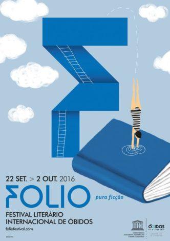 2016 Fólio Literary Festival in Obidos, Portugal