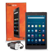Amazon Fire HD 8 (2016) - what's in the box