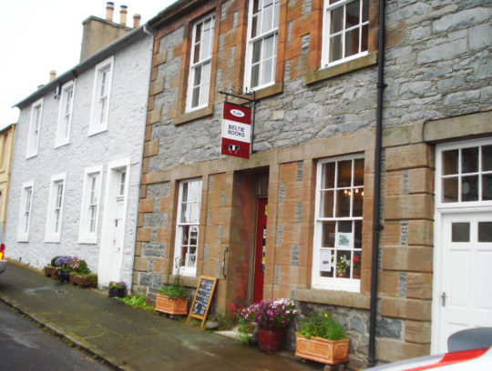 Book towns: Wigtown - Beltie Books and Café