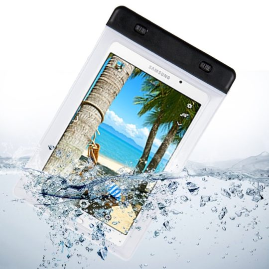 Gifts for Nook users - waterproof sleeve
