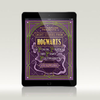 Harry Potter: Short Stories from Hogwarts