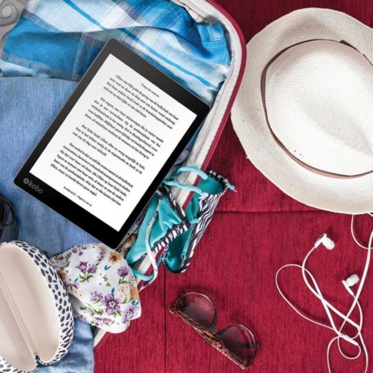Kobo Aura One 2016 is a perfect e-reader for the beach