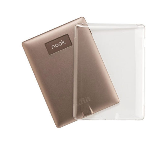 Nook Glowlight Plus Shell in Clear