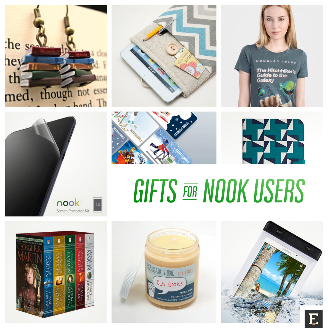 The best gifts for the Nook users in your life