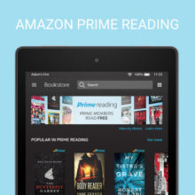 Amazon Prime Reading is a new benefit for Prime members