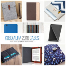 Kobo Aura One & Kobo Aura Edition 2 case covers