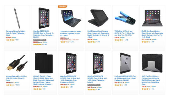 30 percent off select tablet accessories - Cyber Monday 2016 deals