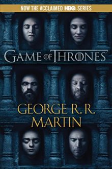 Cyber Monday 2016 Kindle deal: A Game of Thrones by George R.R. Martin